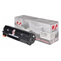 Картридж HP CF283A черный